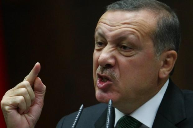 أردوغان صار تهديداً داخلياً