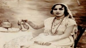 Yamina Achayeb la martyre