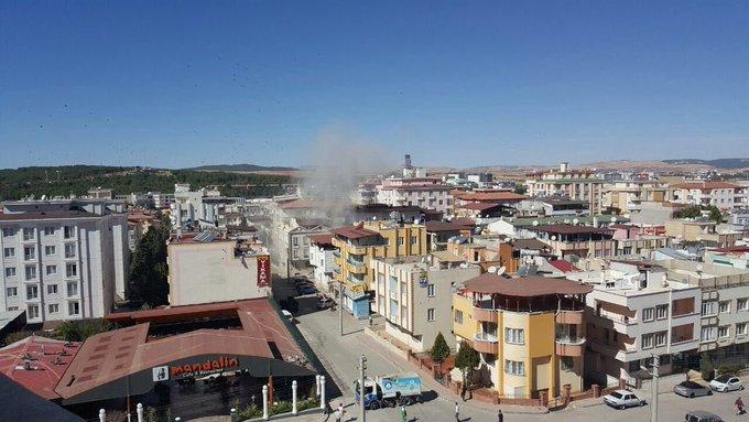 تركيا المضطربة : مقتل ثلاثة شرطيين في مواجهة مع داعش في عينتاب