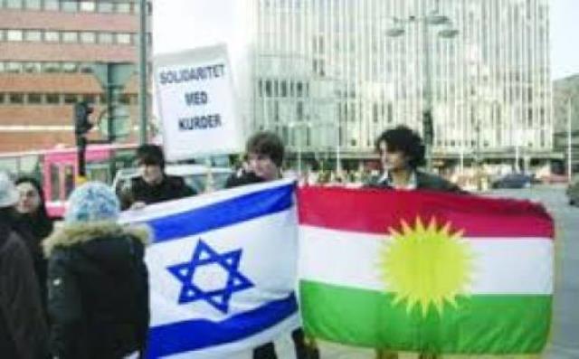 """الكيان الكردي ومشاريع نهب نفط العراق ومياهه .. مشروع """"إسرائيلي"""""""