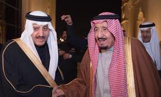 الراديو الأميركي : شائعات عن اجتماع العائلة السعودية لإبعاد بن سلمان؟