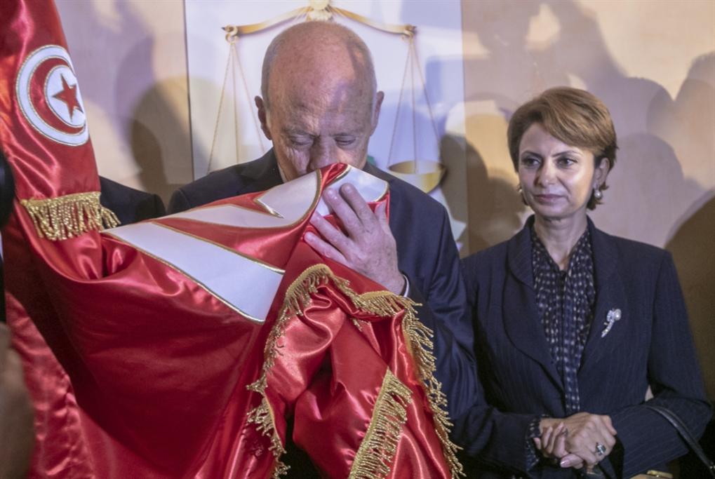 رئاسيات تونس 019 : ماذا بعد فوز المرشح قيس سعيّد ؟