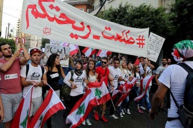 """قضايا """"الثورة اللبنانية"""" : مدام إكس والثورة المضادة! (2)"""